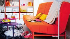 10 Stylish and Adjustable Bench Sofa Designs - This bench sofa model requires little space