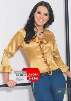Resultado de imagen para blusones en satin Paint, Blouse, Long Sleeve, Sleeves, Tops, Women, Fashion, Shirt Blouses, Fashion Blouses