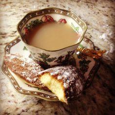 bite. #tea, #teacups, #china