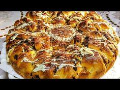 Σοκολατοψωμο αφρός με ίνες ... δείτε πόσο εύκολα θα το φτιάξετε! - YouTube Pecan Rolls, Cheesesteak, Sweets, Bread, Chocolate, Cooking, Ethnic Recipes, Trust, Food