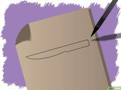 Comment fabriquer un couteau: 22 étapes