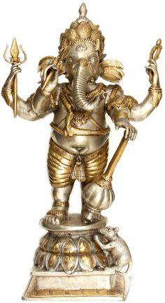 Shri Ganesh! Yuddha Ganesha
