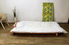 【楽天市場】【スノコの厚さ3cm】すのこベッド スノコベッド シングル シングルベッド スノコベット ローベッド ロータイプ ヘッドレス 無垢 ナチュラル 日本製 木製 国産杉ボーダーベッド:インテリアチョコレート