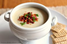 Roasted Cauliflower Soup - to replace cream of mushroom soup in recipes?