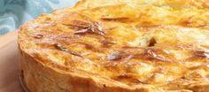 Heerlijk frisse hartige taart met kip en kerrie die ook nog eens helemaal kidsproof is en bij de lente past. Voldoende voor 4 personen en met baktijd mee in...