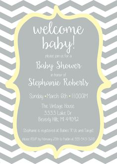 39 Best Baby Shower Invites Images Invitations Printable