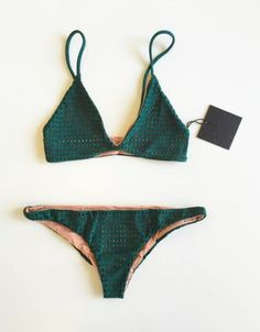 Sexy Bikini Set with a Brazilian flair