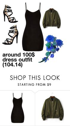 """this is worth it!"" by bbaassiicc ❤ liked on Polyvore featuring WithChic and Boohoo"