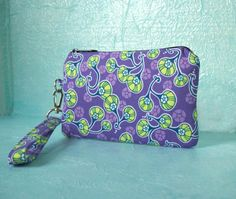 Touch Screen Wristlet iphone case smart phone by PrettyCoolShops, $33.00