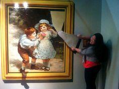 Trick art museum @ jeju island