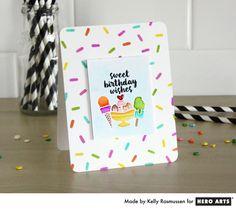 Sprinkles by Kelly Rasmussen for Hero Arts