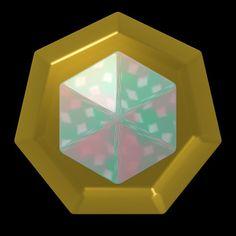 Hexagon In Heptagon