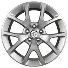 2015 #Buick #Regal 19 inch #wheels available at Randy Curnow Buick GMC.  www.randycurnow.com/GMAccessories