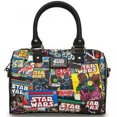 1da33f740 Loungefly Star Wars Comic Covers Purse Duffle Bag - Radar Toys Star Wars  Comic Books,