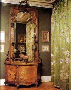 Cabinet by Joan Busquets, 1874-1949 Barcelona 1900