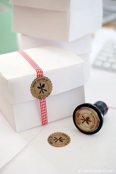 Cute pakaging idea for food gifts