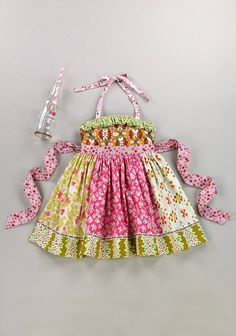Miss Honey 4 Paneled Ellie Dress (RV $72)