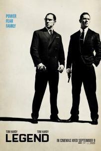 'Legend' Film Review: Double Trouble