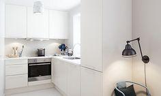 Tips og gode råd til mere plads i det lille køkken | HTH