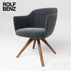 Кресло Rolf Benz 640