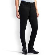 Women's Lee Gabrielle Skinny Jeans, Size: