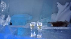 Ice Hotel Sweden, Ice Ice Baby, Color, Ice Hotel In Sweden, Colour, Colors