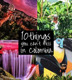 10 Things You Must Do in Colombia – JetsetChristina