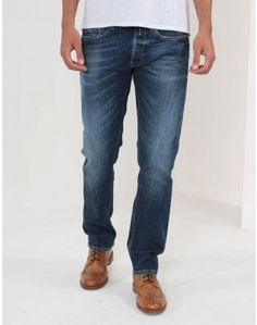Our fantastic choice of men's jeans comes from only the best brands including Replay, Edwin, Nudie and True Religion. Replay, Best Brand, Denim, Dark, Jeans, Clothes, Fashion, Outfits, Moda