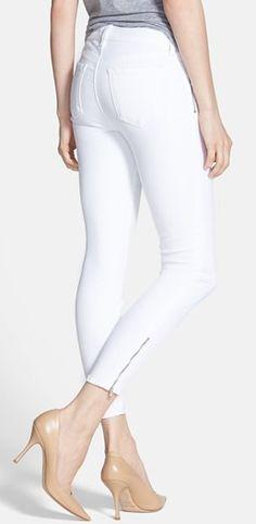 J Brand Zip Detail Crop Jeans @Nordstrom  http://rstyle.me/n/fezqenyg6