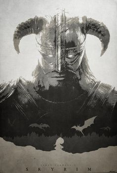 Dragonborn - Skyrim by edwardjmoran on DeviantArt
