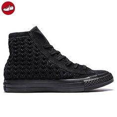 Converse All Star Hi Damen Sneaker Schwarz (*Partner-Link)