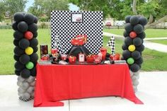 Disney's Cars Birthday Party Ideas | Photo 1 of 31 | Catch My Party