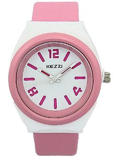 Kezzi Kids Teens Boys Girls Wrist Watches K681 Quartz Analog Leather Watch Classic Casual Waterproof Pink Kezzi http://www.amazon.com/dp/B00PYT2UKK/ref=cm_sw_r_pi_dp_bYXkvb1VW6N0H