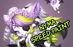 Nyma - Speed Paint - Paint Tool Sai