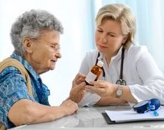 Older patients were less likely to die or come back to the hospital when they were under women doctors' care, though scientists don't know why.