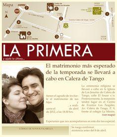 Parte de Matrimonio Movie Posters, Wedding Invitations, Mariage, Parts Of The Mass, Events, Weddings, Film Poster, Billboard, Film Posters