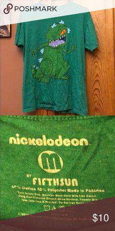 c5144f61 Nickelodeon Reptar Tee EUC worn once Bundle and save 💰 Nickelodeon Shirts  Tees - Short Sleeve