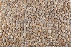 BuildDirect®: Natural Stone Mosaic Mosaic Tile   Tumbled  Stone Series    River White $2.99/sq