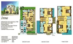 Modern House Floor Plans, House Plans, Houses, Rooms, Flooring, How To Plan, Flats, Plants, Homes
