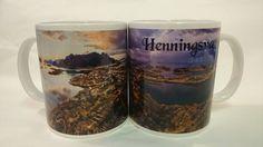Awesome Norwegian mugs by Vidar Lysvolds Fotoside #Norway #Henningsvær