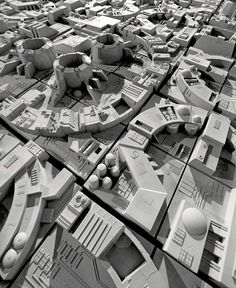 The Death Star trench and surface models. It was... | Raiders of the Lost Tumblr