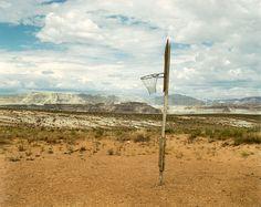 Joel Sternfeld, Near Lake Powell, Ariz., August 1979