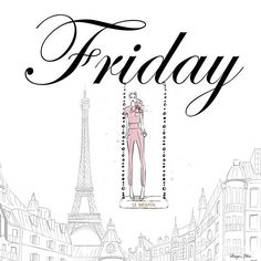 It's FRIDAY!!! Today I'm dreaming of being on the @lebristolparis swing.... floating high above Paris.....