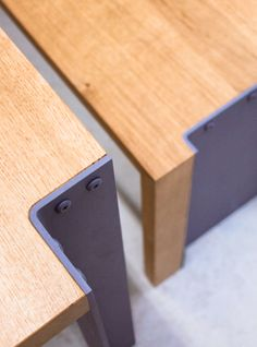 table_bancs_chene design folsom studio