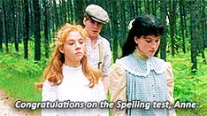 from Anne of Green Gables.