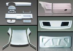 Marquez Design - 1967-69 Camaro Complete Interior Kit | DIGI-TAILS