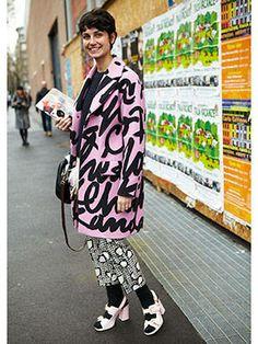 Silvia Bergomi, Stylist  #milanfashionweek #milanfashion #milanstreetstyle