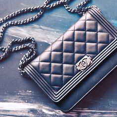 Up close and personal with Chanel. (Don't mind if we do.)