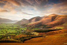 Latrigg, Lake District, Cumbria, England, UK