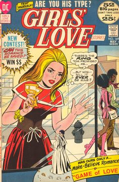Sequential Crush: African-American Couples on the Covers of 1970s Romance Comics